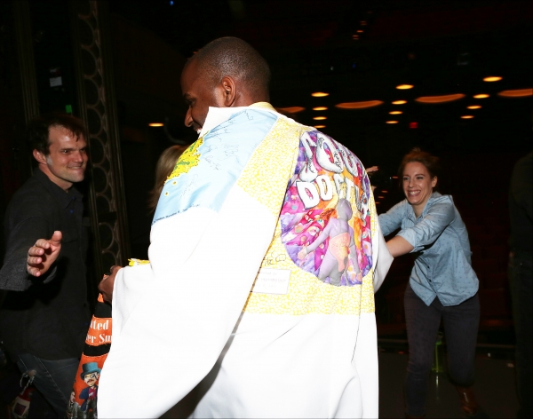 Exclusive Photo Coverage: Inside the Gypsy Robe Ceremony for BEAUTIFUL!