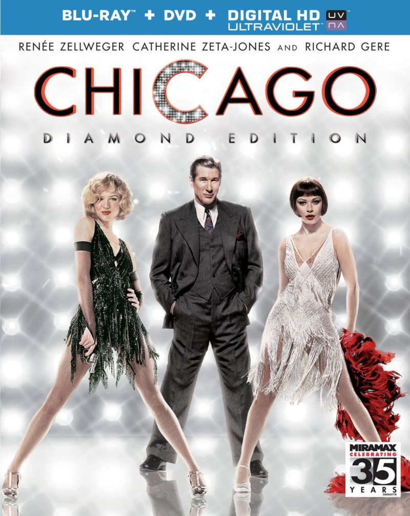 CHICAGO: Diamond Edition Blu-ray Now Available For Pre-Order, Out 2/11