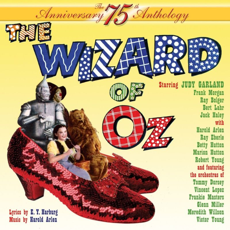 THE WIZARD OF OZ 75th Anniversary Anthology Now Available