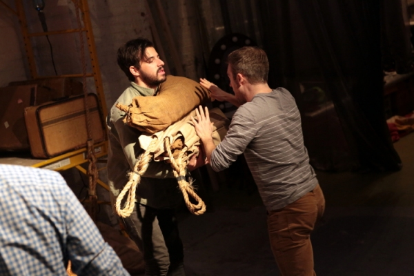 Photo Flash: MTF's THE DISAPPEARING MAN by Jahn Sood Begins Tonight