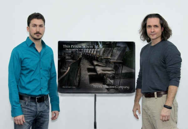 Photo Flash: In Rehearsal with Titan Theatre's THIS PRISON WHERE I LIVE - Reese Madigan and More!