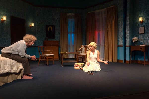 Photo Flash: First Look at Nora Theatre's INSIGNIFICANCE