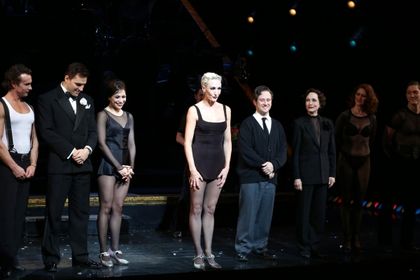 R. Lowe, Ryan Silverman, Bianca Marroquin, Amra-Faye Wright, Christopher Fitzgerald, Bebe Neuwirth and Company