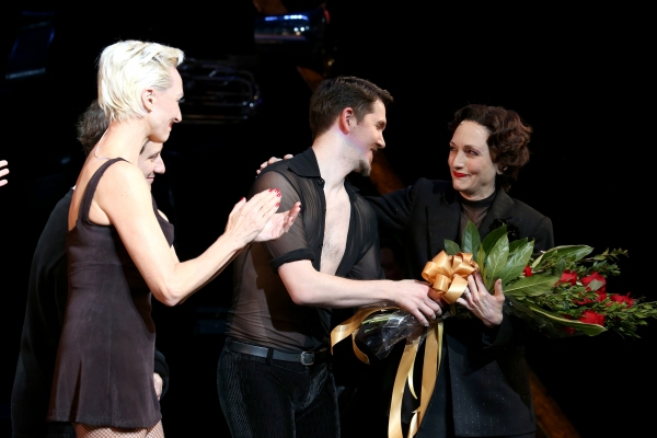 Photo Coverage: She's Got Class! Bebe Neuwirth Returns to CHICAGO as 'Mamma Morton'