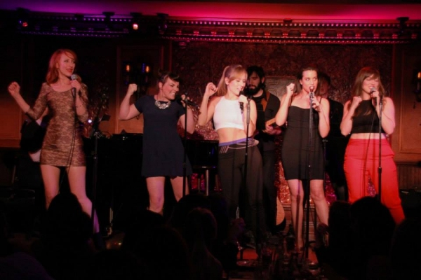 Photo Flash: Spice Up Your Life! Inside BROADWAY LOVES THE SPICE GIRLS at 54 Below