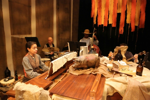 Photo Coverage: Inside Opening Night of HARD TIMES