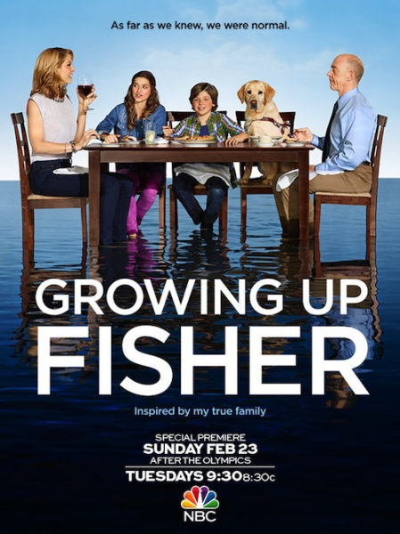 Growing Up Fisher – Saison 1 (Vostfr)
