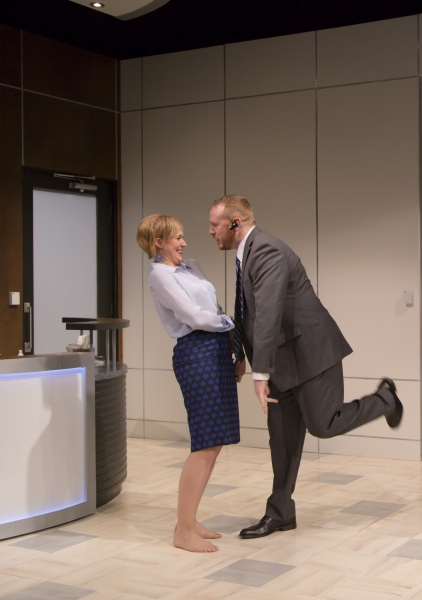Photo Flash: First Look at Long Wharf Theatre's THE CONSULTANT, Beg. Tonight