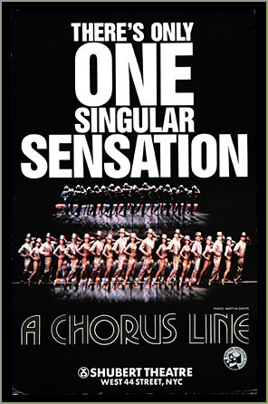 A CHORUS LINE: FINAL STAGE Vintage Documentary Now Available