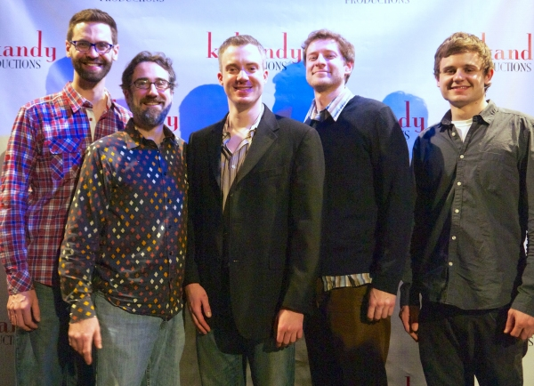 Photo Flash: Kokandy Productions' SWEET SMELL OF SUCCESS Celebrates Opening Night