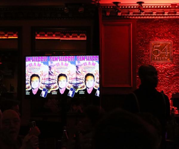 Photo Coverage: Sam Harris Brings HAM: SLICES OF LIFE to 54 Below