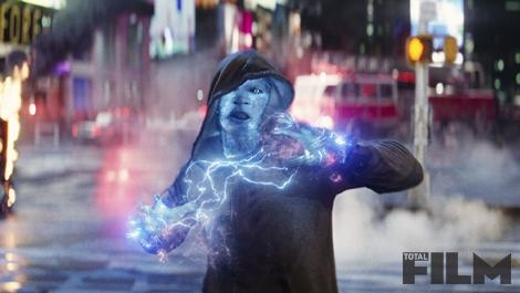 Photo Flash: First Look - All-New Images from THE AMAZING SPIDER-MAN 2