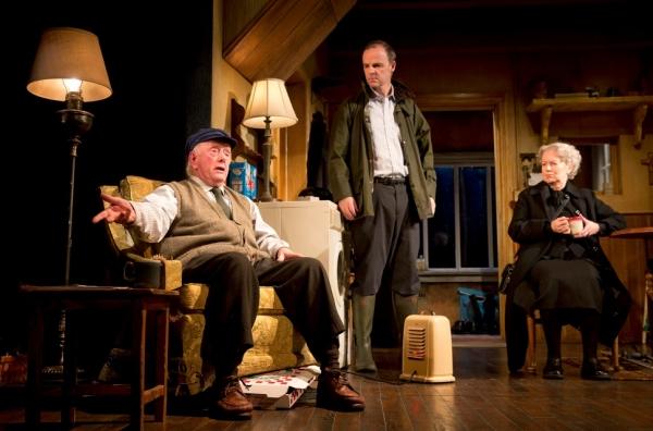 Peter Maloney, Brian F. O''Byrne, Dearbhla Molloy