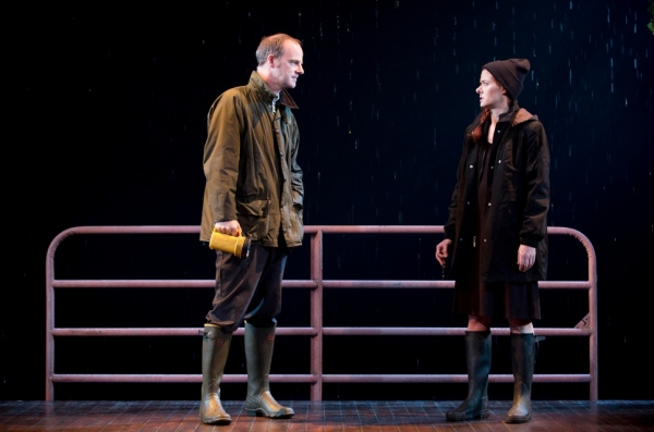 Photo Flash: First Look at Debra Messing, Brian F. O'Byrne & More in MTC's OUTSIDE MULLINGAR!