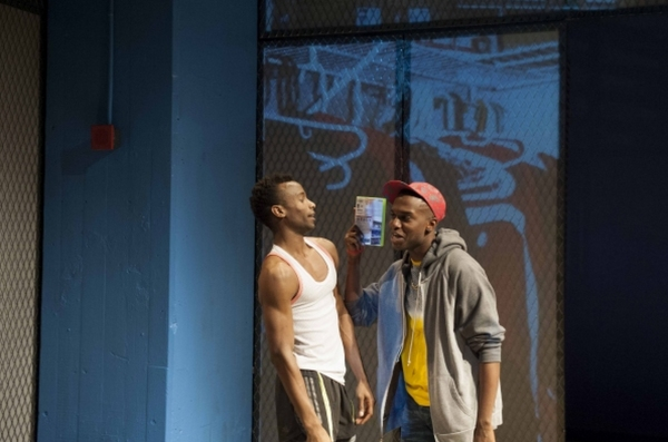 Photo Flash: First Look at Atlantic Theater Company's THE LONELINESS OF THE LONG DISTANCE RUNNER