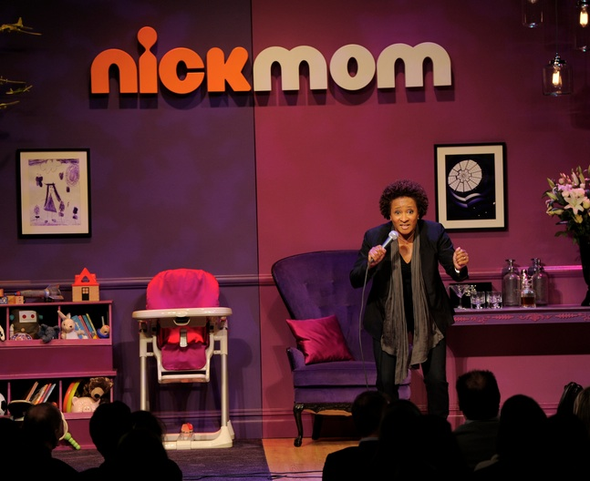 NickMom Inks Development Deal with Wanda Sykes and Page Hurwitz