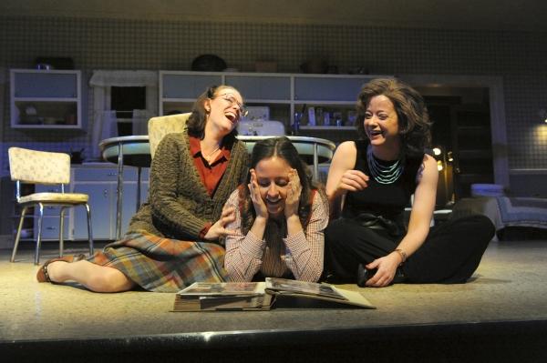 Megan Anderson, Beth Hylton and Dorea Schmidt