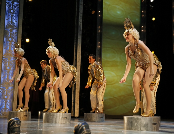 Photo Flash: First Look at Paramount Theatre's 42ND STREET in Aurora