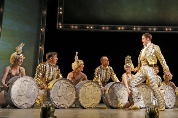 Photos: First Look at Paramount Theatre's 42ND STREET in Aurora