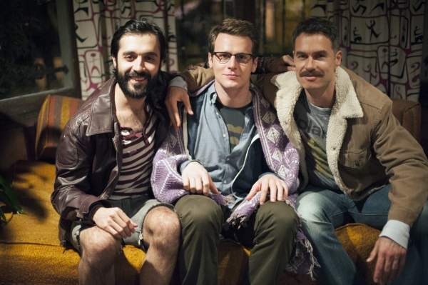 Photo Flash: First Look at Jonathan Groff in Series Premiere of HBO's LOOKING