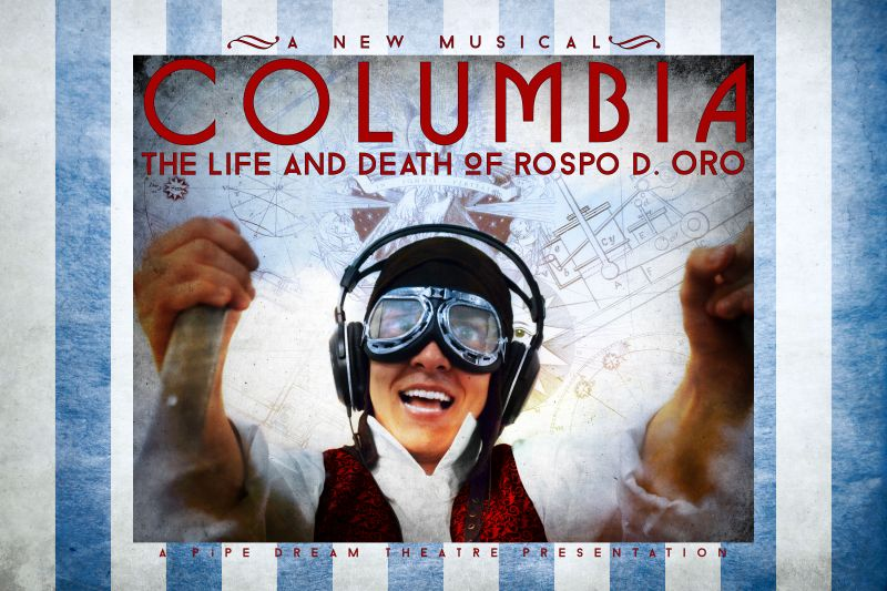 BWW Reviews: COLUMBIA - A Legacy to Never Hit the Ground