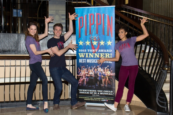 Photo Coverage: PIPPIN Celebrates New Partnership with Carlton Hotel!