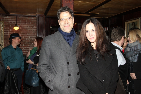 Photo Coverage: Inside Opening Night of Red Bull Theatre's LOOT