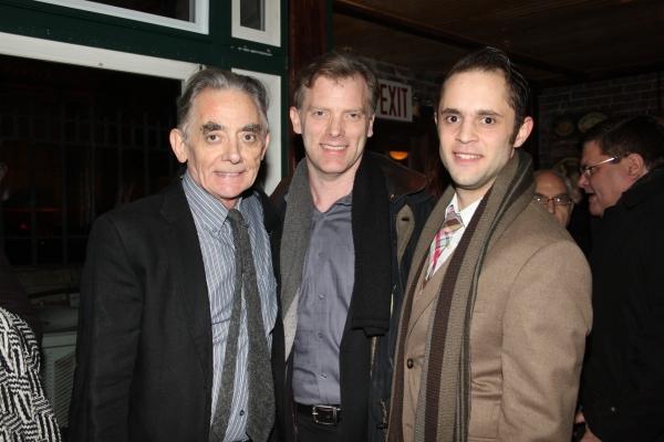 Jarlath Conroy, Eric Martin Brown and Ryan Garbayo