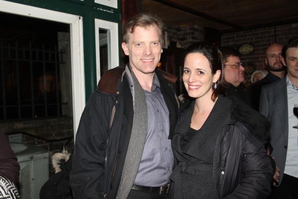 Eric Martin Brown and Sarah Grace Wilson