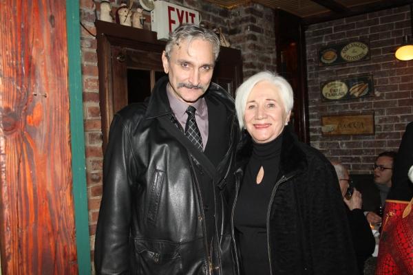 Rocco Sisto and Olympia Dukakis