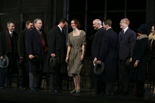 Arnie Burton, Jason Loughlin, Michael Warner, Michael Cumpsty, Rebecca Hall, Edward J Photo