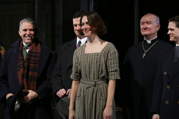Photo Coverage: Rebecca Hall and MACHINAL Cast Takes Opening Night Bows!