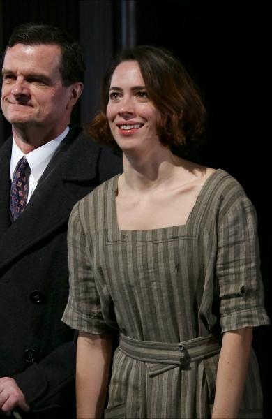 Michael Cumpsty & Rebecca Hall
