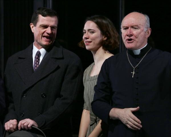 Michael Cumpsty, Rebecca Hall & Edward James Hyland  Photo