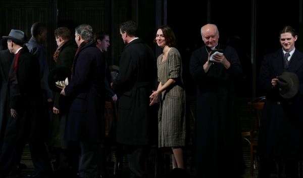 Michael Cumpsty, Rebecca Hall, Edward James Hyland, Ryan Dinning and Company