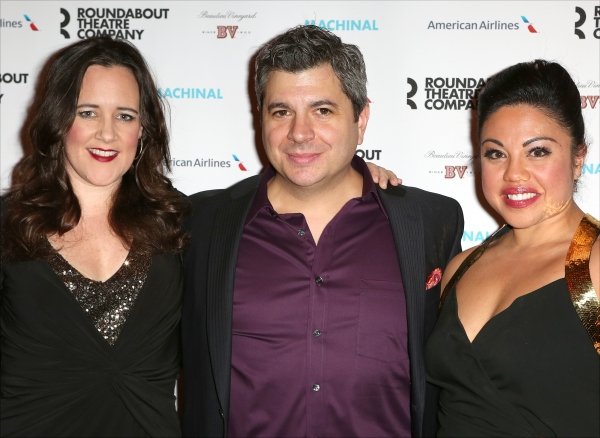 Photo Coverage: Roundabout's MACHINAL Celebrates Opening Night!