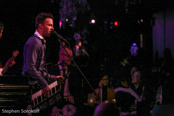 Photo Coverage: Devin Bing and The Secret Service Play The Metropolitan Room