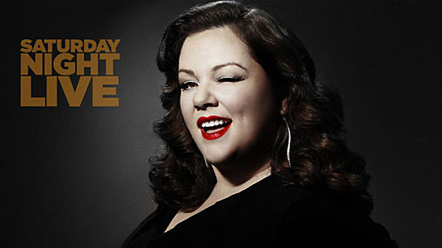 Melissa McCarthy to Host SNL with Musical Guests Imagine Dragons, 2/1