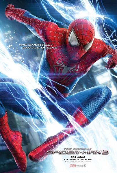 Photo Flash: First Look - 2 New International Posters Revealed for AMAZING SPIDER-MAN 2