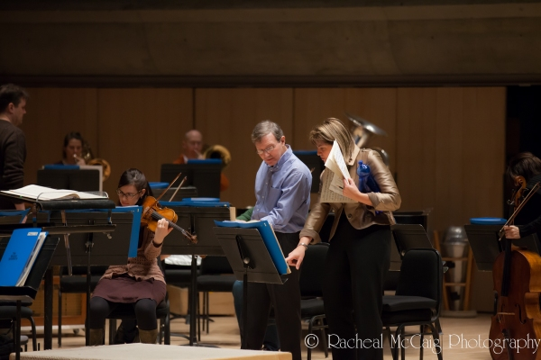 Photo Flash: Sneak Peek at Rehearsals of the Toronto Symphony Orchestra's Young People's Concerts