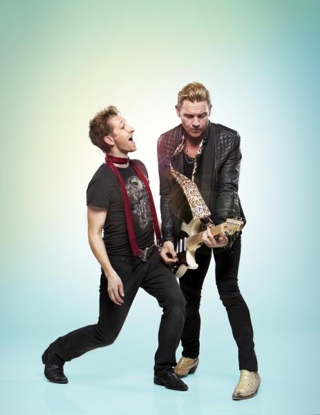 Ben Heathcote and Michael McKell Photo