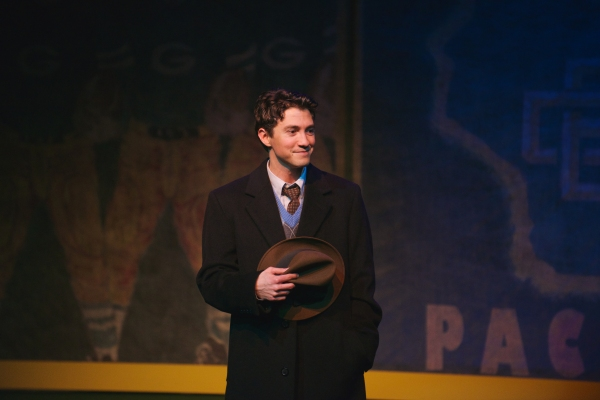 Photo Flash: First Look at the Aurora Theatre's LOMBARDI with Bart Hansard, Carolyn Cook and More