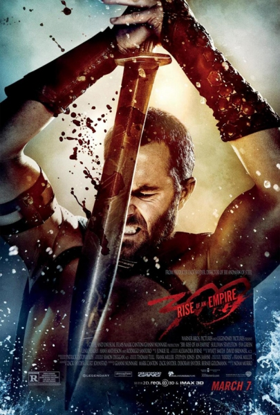Photo Flash: New 300: RISE OF AN EMPIRE Poster