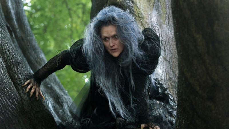 Meryl Streep Sings 'Children Will Listen' & Talks INTO THE WOODS