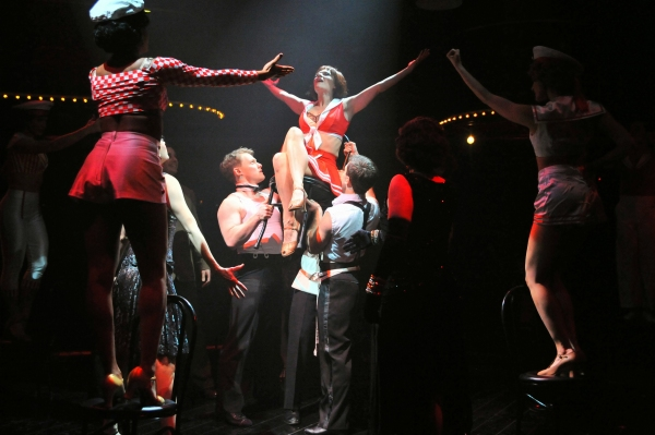 Photo Flash: First Look at Megan Sikora and More in Marriott Theatre's CABARET