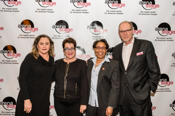 Photo Flash: Daniel Beaty, Kathleen Turner and More at THE TALLEST TREE IN THE FOREST Opening at Arena Stage
