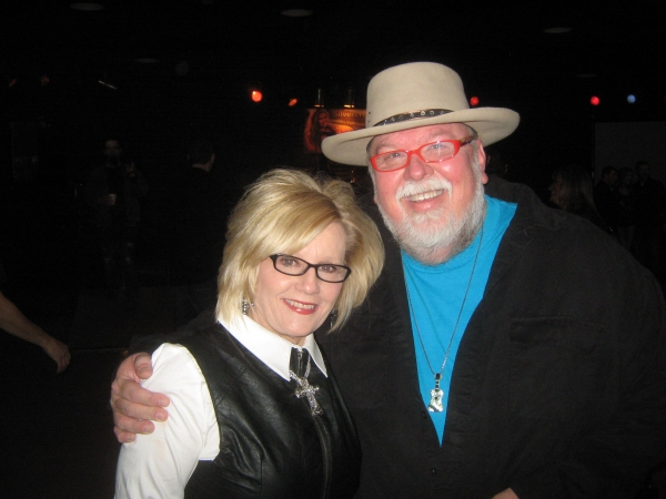 Songwriters Janet Miller and Tony Mullins