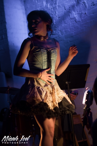 Photo Flash: New Production Shots from MTF's THE DISAPPEARING MAN, Opening Tonight