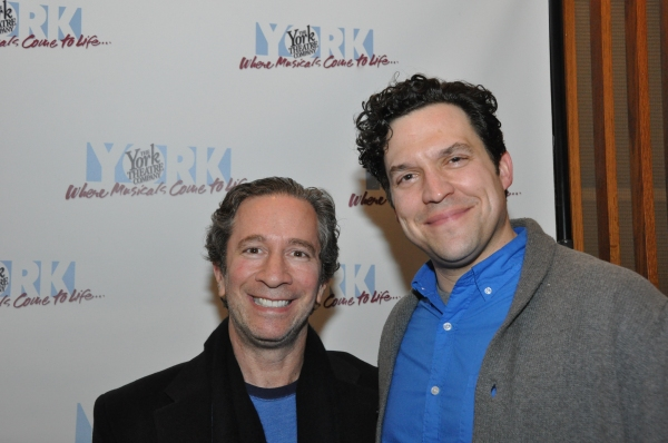 Michael Lavine and Aaron Serotsky