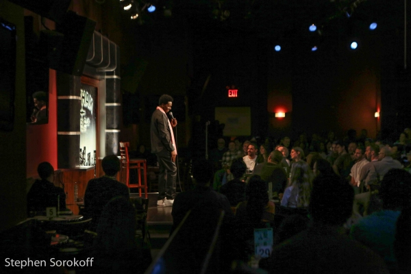 Photo Coverage: Dean Edwards Performs at Gotham Comedy Club